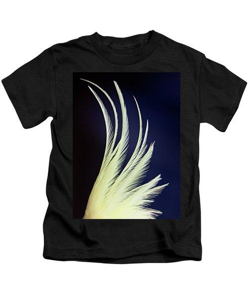 Feathers Kids T-Shirt