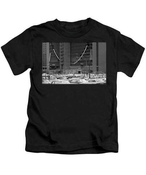 Federal Reserve Under Construction Kids T-Shirt