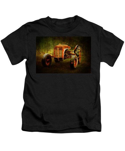 Ferguson Waiting On Lagest Kids T-Shirt