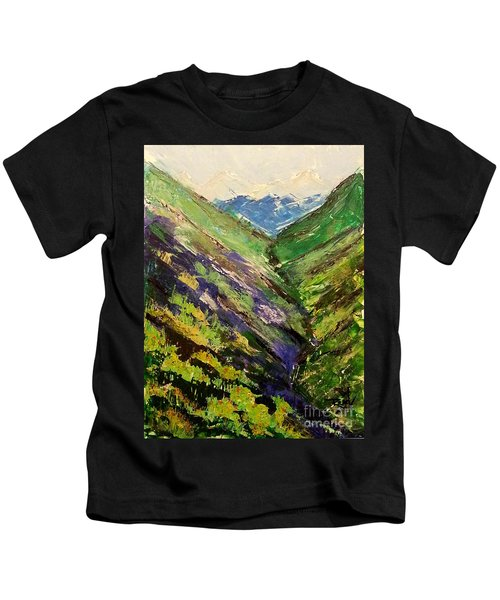 Fertile Valley Kids T-Shirt
