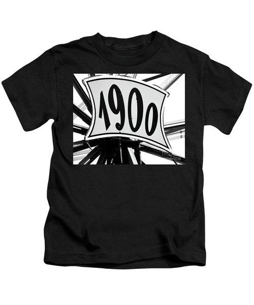Fete-soulac-1900_26 Kids T-Shirt