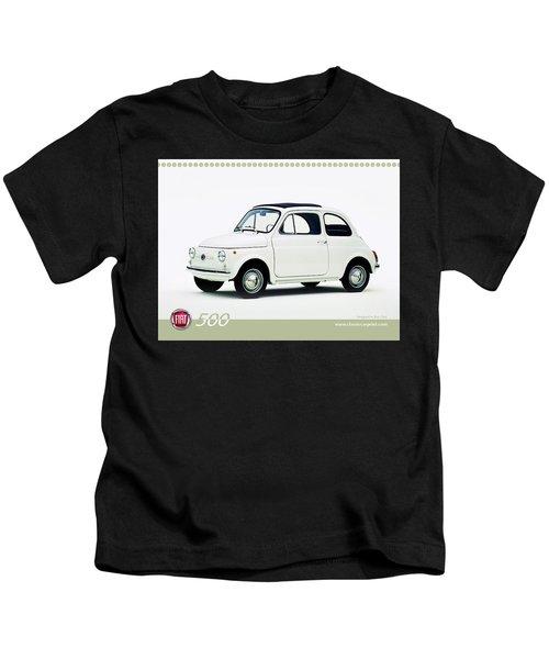 Fiat 500 Kids T-Shirt
