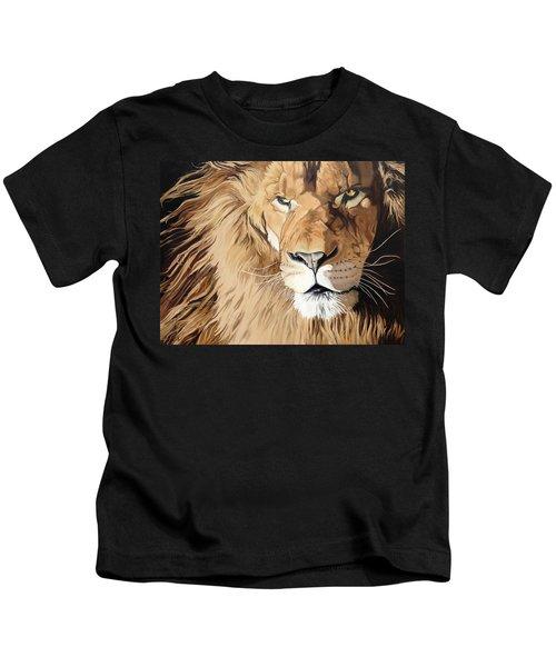 Fierce Protector Kids T-Shirt