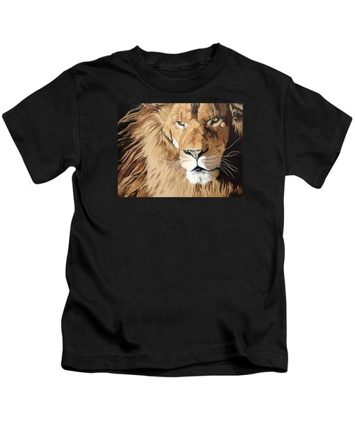Fierce Protector Kids T-Shirt
