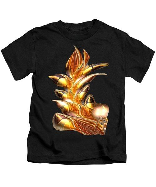 Fiery Claws Kids T-Shirt