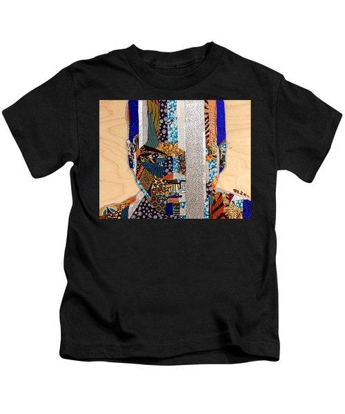 Finn Star Wars Awakens Afrofuturist  Kids T-Shirt