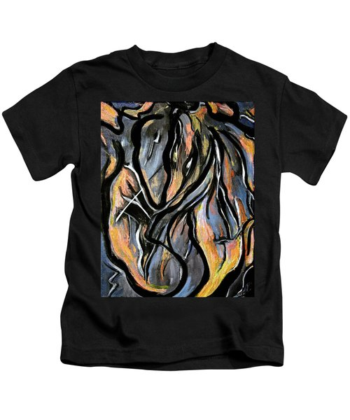 Fire And Stone Kids T-Shirt