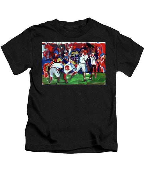 First Down Kids T-Shirt