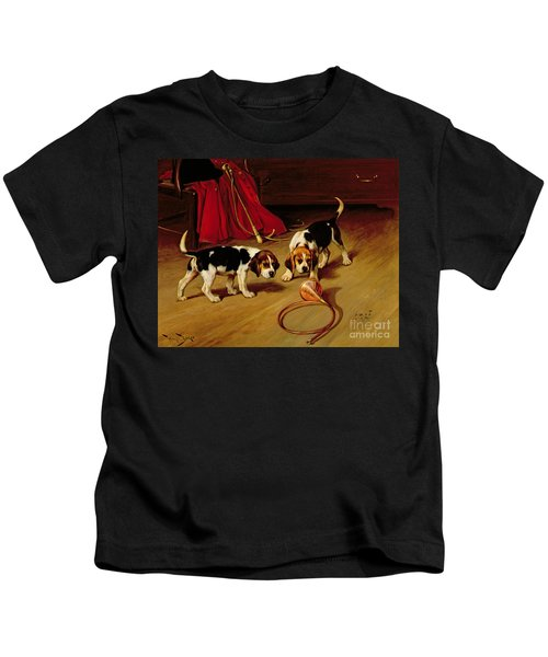 First Introduction Kids T-Shirt