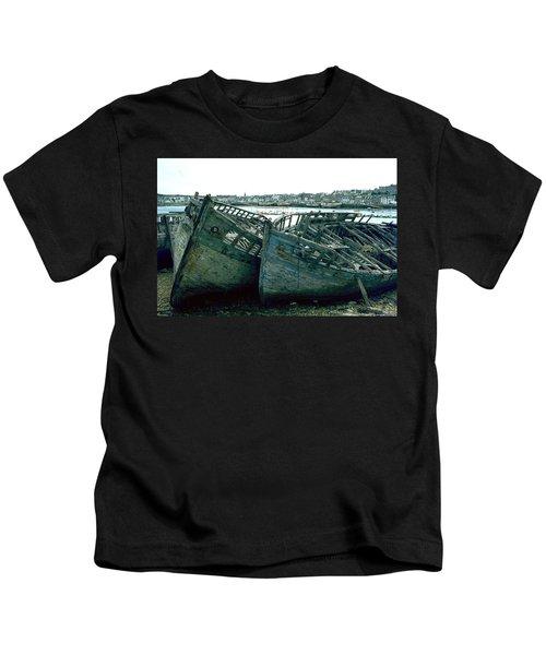 Fisher Boats Kids T-Shirt