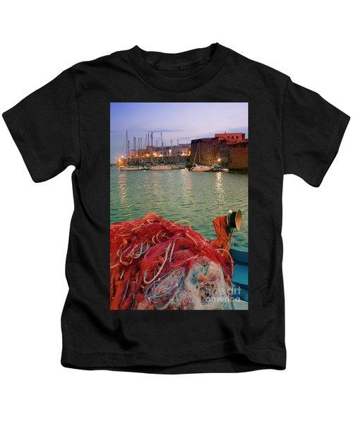 Fisherman's Net Kids T-Shirt