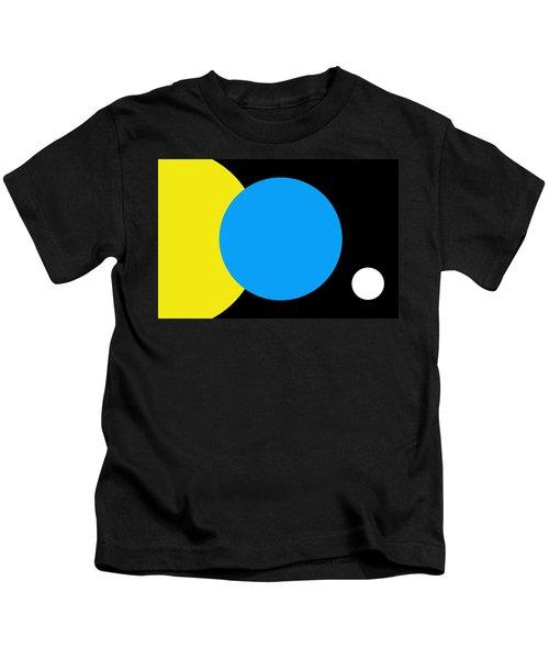 Flag Of Earth Kids T-Shirt