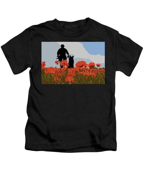 Flanders Fields 10 Kids T-Shirt