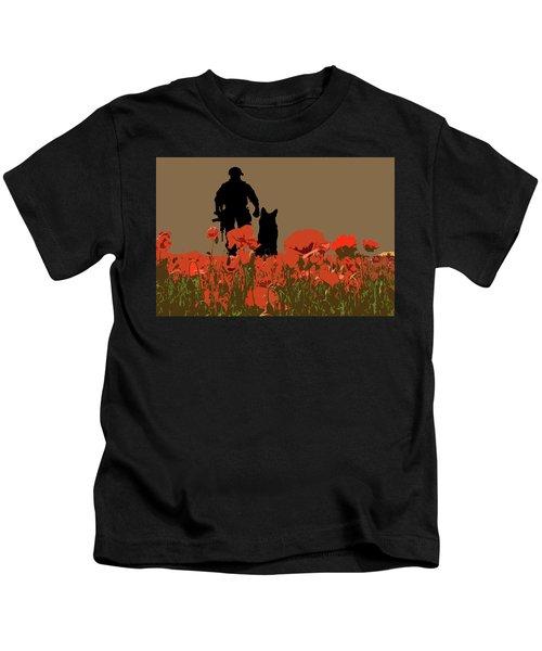 Flanders Fields 11 Kids T-Shirt