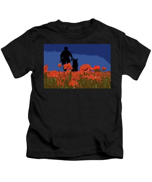 Flanders Fields 12 Kids T-Shirt