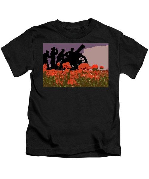 Flanders Fields 2 Kids T-Shirt