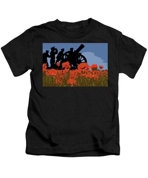 Flanders Fields 4 Kids T-Shirt