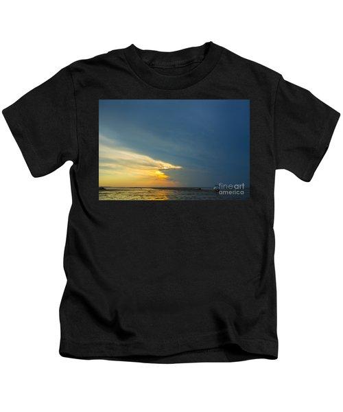 Flats Of Brewster, Cape Cod Kids T-Shirt