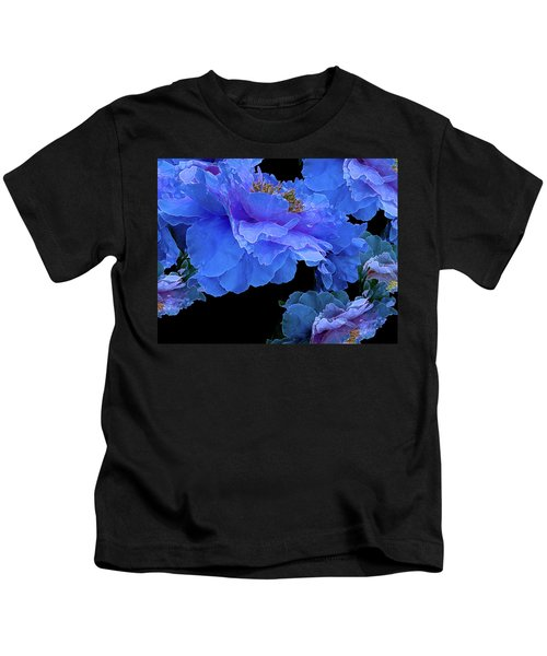 Floating Bouquet 10 Kids T-Shirt