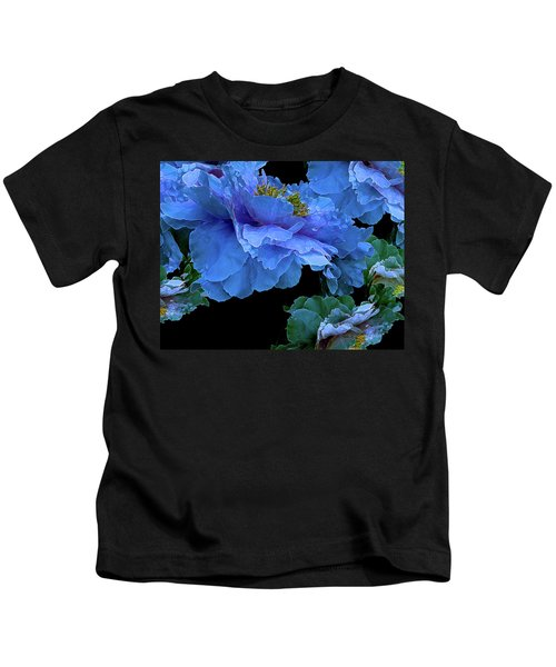 Floating Bouquet 14 Kids T-Shirt