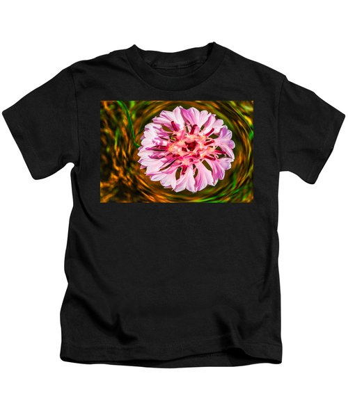 Floating In Time Kids T-Shirt