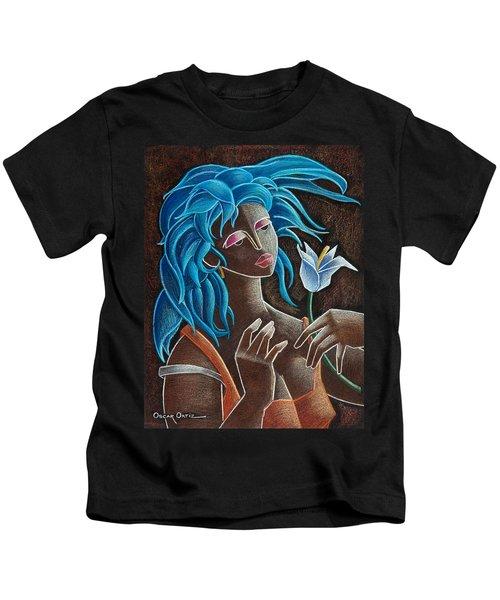 Flor Y Viento Kids T-Shirt
