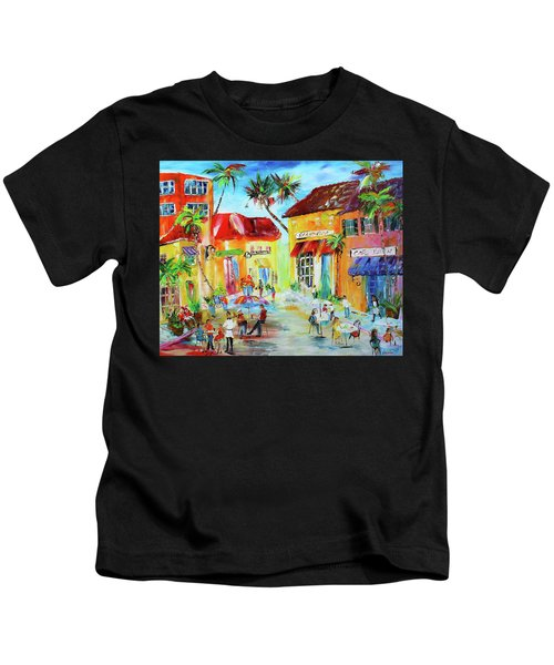 Florida Cafe Kids T-Shirt