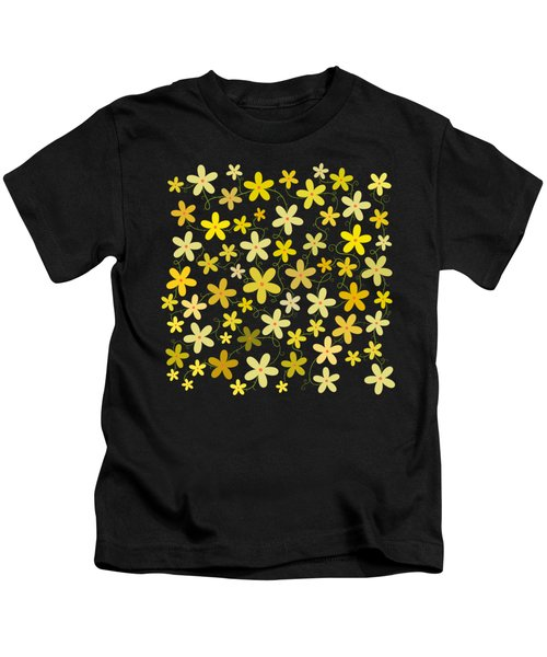 Flower Folly Kids T-Shirt