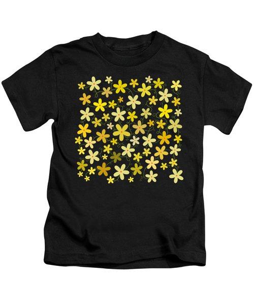 Flower Folly Kids T-Shirt