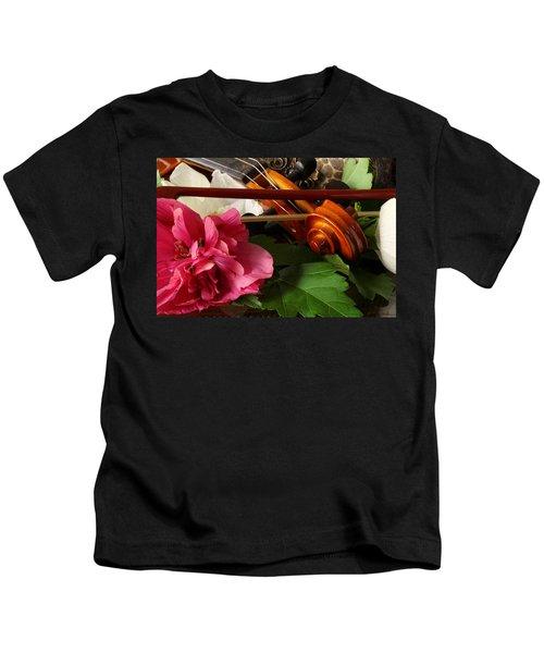 Flower Song Kids T-Shirt