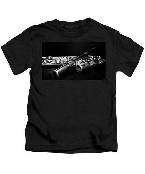 Flute Series I Kids T-Shirt