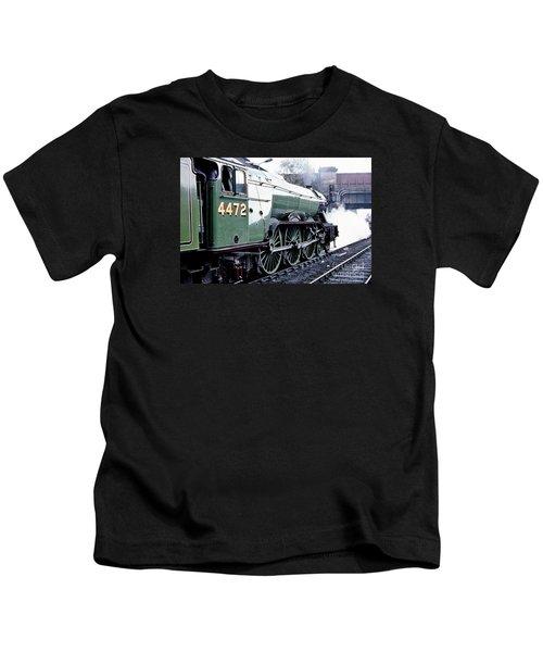 Flying Scotsman Locomotive Kids T-Shirt