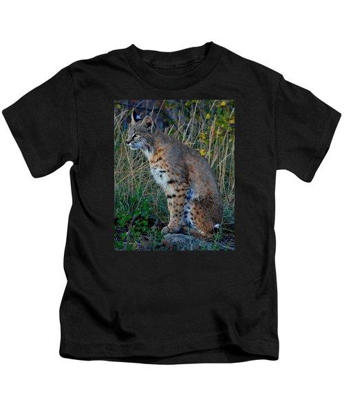 Focused On The Hunt 2 Kids T-Shirt