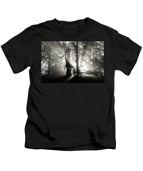 Foggy Flares Kids T-Shirt