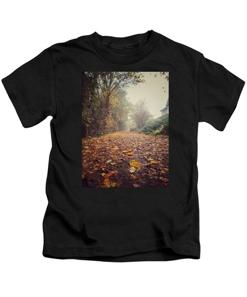 Foggy Morning Kids T-Shirt