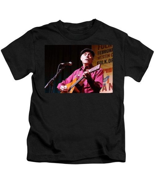 Folk Alliance 2014 Kids T-Shirt