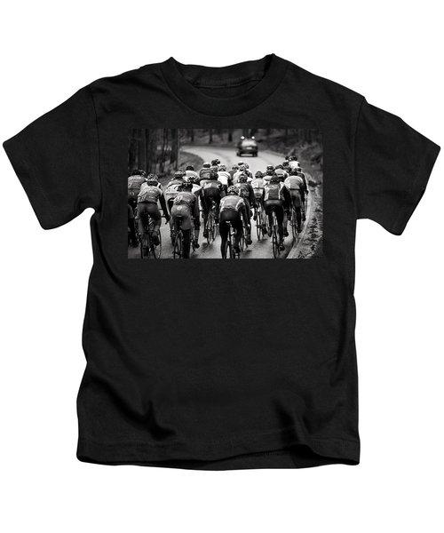 Follow The Lights Kids T-Shirt