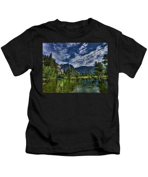 Follow The River Kids T-Shirt