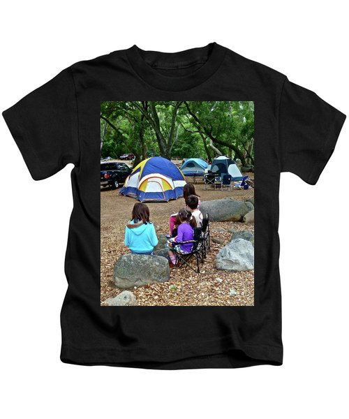Fond Memories Kids T-Shirt