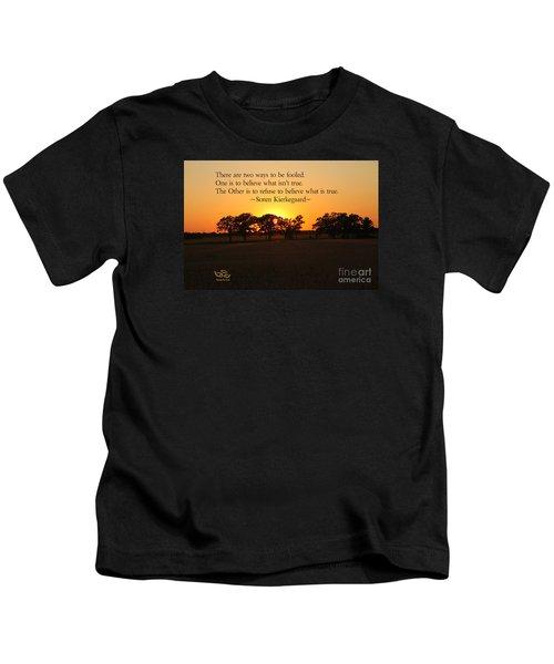 Fooled Kids T-Shirt