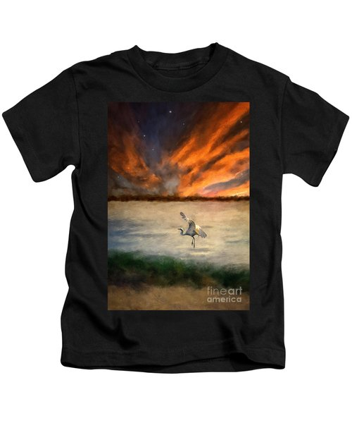 For Just This One Moment Kids T-Shirt