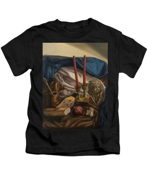 For The Bishop Of Digne Kids T-Shirt