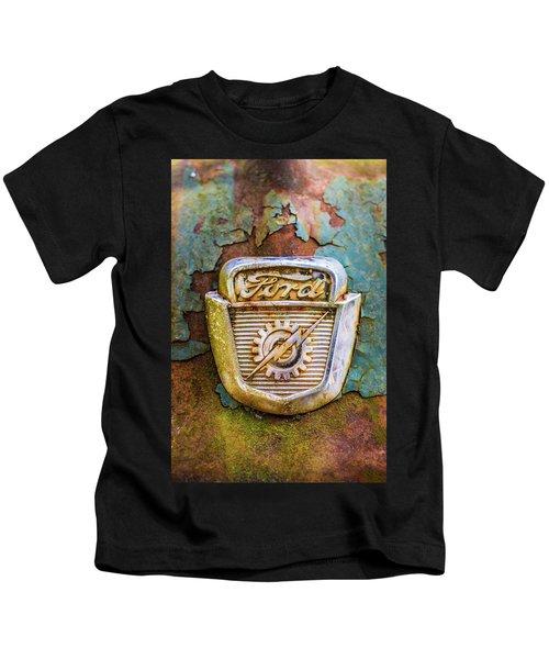 Ford Emblem Kids T-Shirt