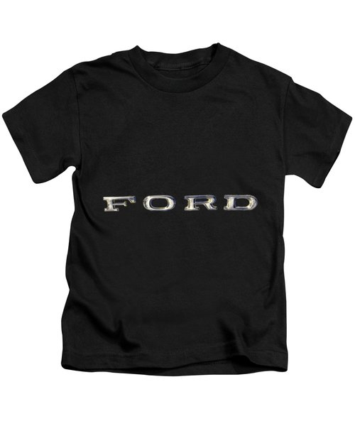 Ford Emblem Kids T-Shirt