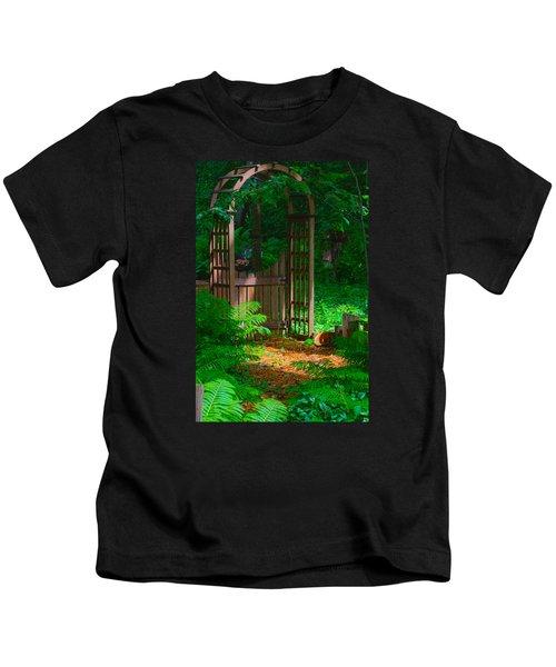 Forest Gateway Kids T-Shirt
