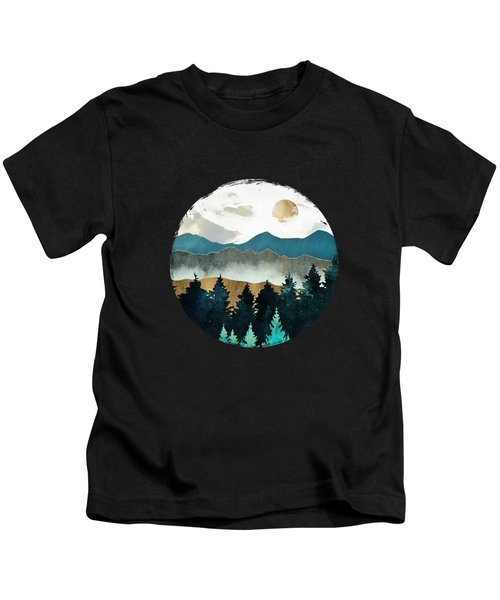Forest Mist Kids T-Shirt