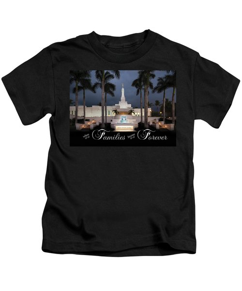 Forever Families Kids T-Shirt