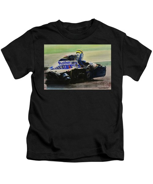 Formula Alone Kids T-Shirt