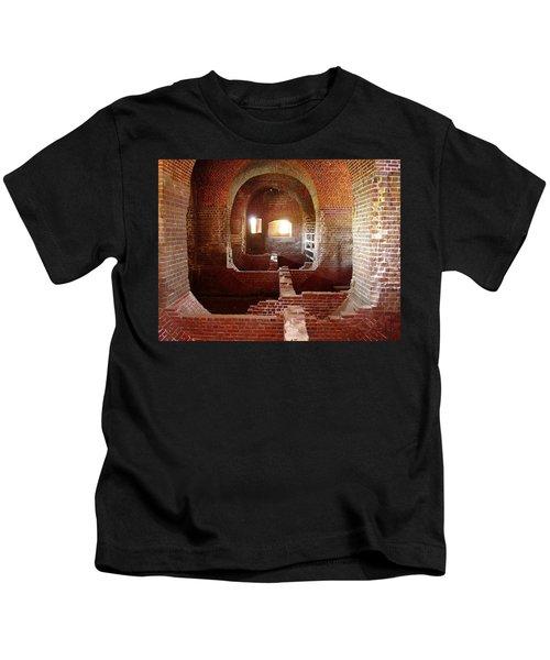 Fort Pulaski I Kids T-Shirt