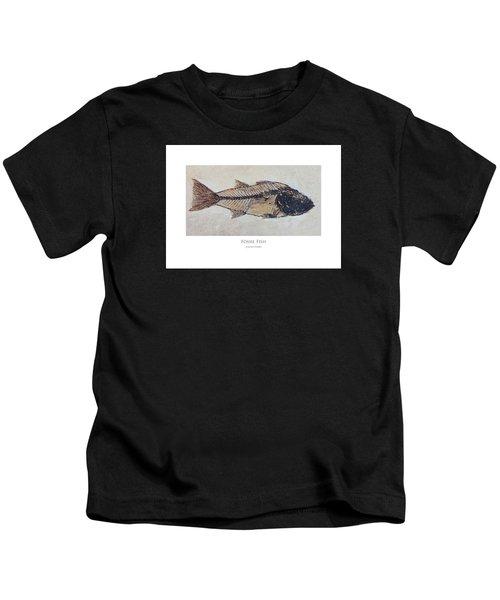 Fossil Fish Kids T-Shirt